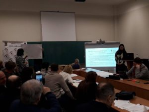 TRAINING FROM THE NATIONAL AGENCY OF Quality Assurance in Higher Education