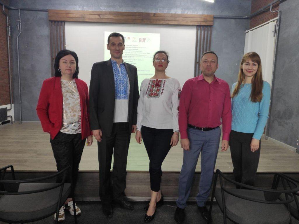 В ХНУРЕ відбувся фінал ІІ Всеукраїнського конкурсу молодих дослідників імені Г. Гамова