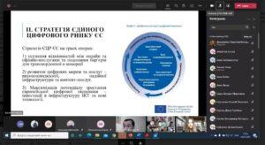 Діяльність кафедри у сфері міжнародних відносин