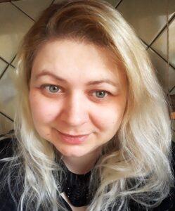 Світлана Віталіївна Воронова