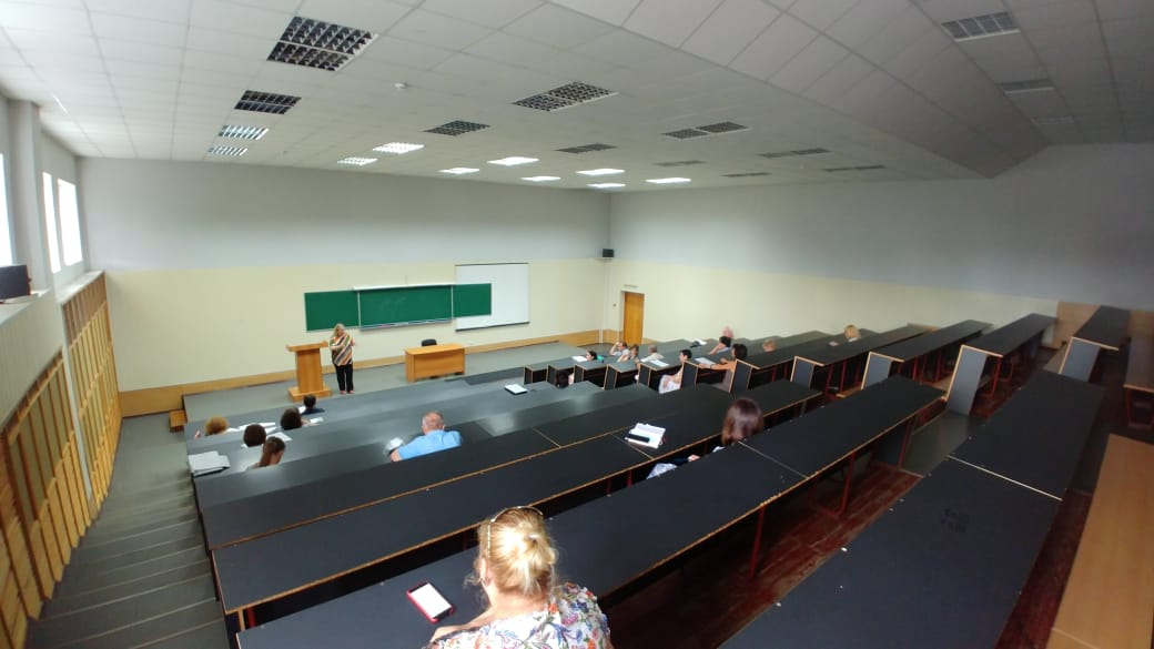 24.06. 2021 at 13.00 the regular, eleventh meeting of the EC Department (in compliance with all quarantine requirements) was held